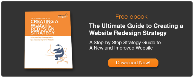 ULTIMATE GUIDE TO CREATE A WEBSITE REDESIGN STRATEGY